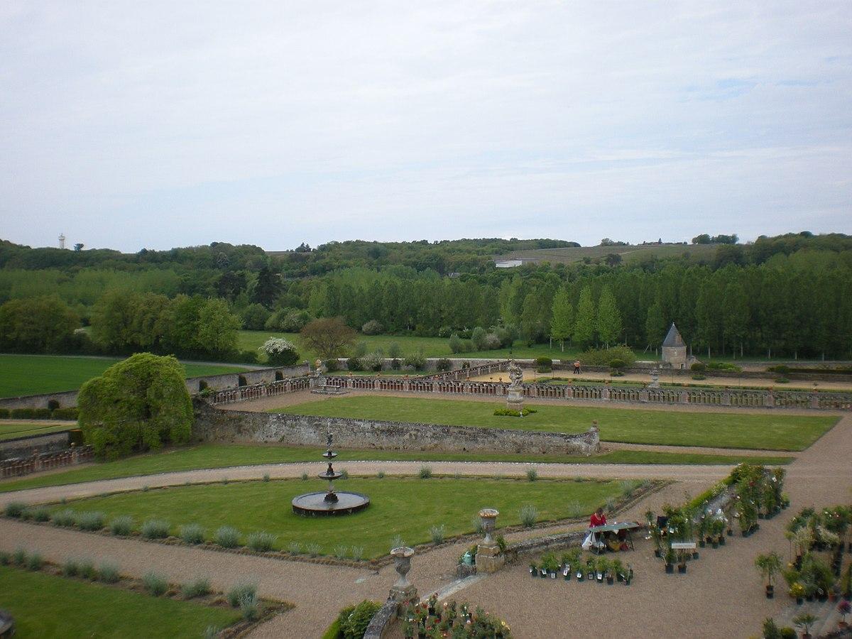 Parc et jardins du ch teau de valmer wikipedia la for Parc et jardin