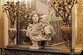 Château de Versailles, chambre du roi, buste de Louis XIV, Antoine Coysevox, ca 1679 01.jpg