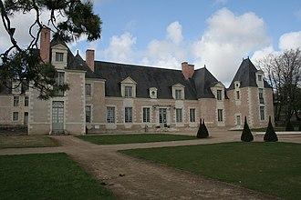 Avrillé, Maine-et-Loire - The Château de la Perrière in Avrillé