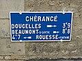 Chérancé (Sarthe) plaque de cocher.jpg