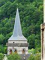 Chambon-sur-Lac église clocher.JPG