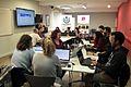 Charlas sobre Wikipedia en Valladolid 2.jpg