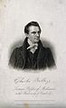 Charles Babbage. Stipple engraving by Roffe, 1833. Wellcome V0000258.jpg