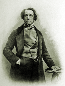 short note on charles dickens