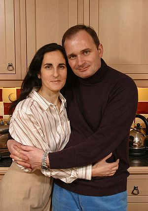 Who Wants to Be a Millionaire? - Charles Ingram and his wife Diana in August 2006