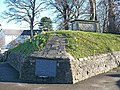 Chartist memorial, St Woolos Cathedral churchyard - geograph.org.uk - 715815.jpg