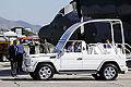 Chegada do papamóvel ao Rio de Janeiro (9292697997).jpg