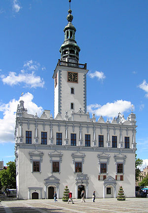 Ratusz - Image: Chelmno ratusz 03