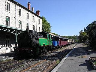Anduze Commune in Occitanie, France
