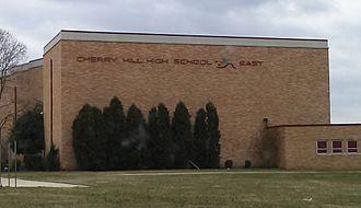 Cherry Hill High School East - Cherry Hill East