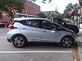 Chevrolet Bolt EV Main Street downtown Montpelier VT July 2018.jpg