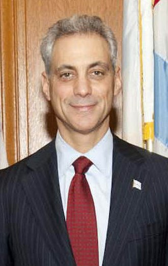Senior Advisor to the President of the United States - Rahm Emanuel