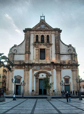 Augusta, Sicily - Chiesa Madre (Mother Church).