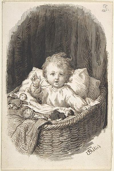 File:Child in a Crib MET DP802812.jpg