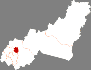 Chengzihe District District in Heilongjiang, Peoples Republic of China