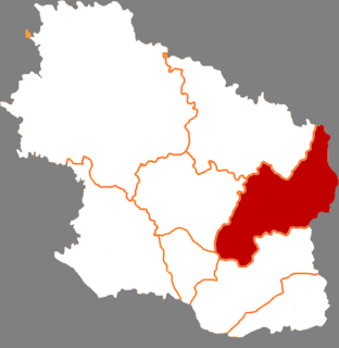 Heshui County County in Gansu, Peoples Republic of China