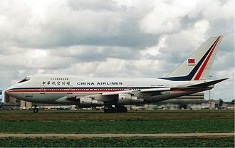 China Airlines Flight 006 - N4522V, the aircraft involved in the incident