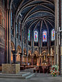 Choir of the Abbey of Saint-Germain-des-Prés, Paris July 2013.jpg