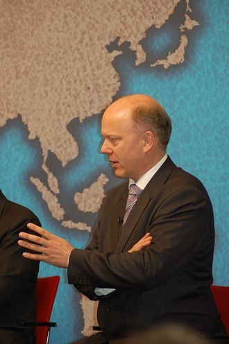 Chris Grayling - Grayling as Shadow Home Secretary