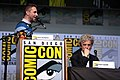 Chris Hardwick & Peter Capaldi (36230953326).jpg