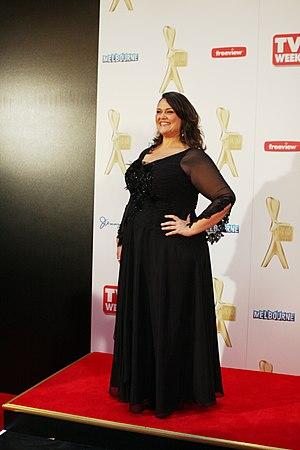 Chrissie Swan - Swan in May 2011