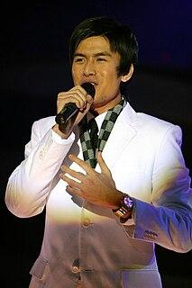 Christian Bautista Filipino singer, actor, host, and model.