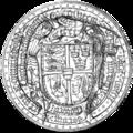 Christian den Førstes sekret 1457-1460.png