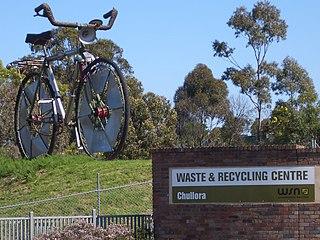 Chullora Suburb of City of Canterbury-Bankstown, New South Wales, Australia