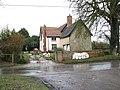Church Farm House in Church Lane - geograph.org.uk - 1708381.jpg