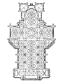 Church of Saints Olga and Elizabeth, Lviv (plan, T. Talowski, proj. «Ars»).png