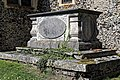 Church of St Mary the Virgin, Eastry, Kent - Thomas Rammell listed tomb chest.jpg