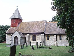 Church of St Michael and All Angels