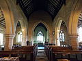 Church of St Nicholas, Carlton Scroop - chancel from the nave.jpg