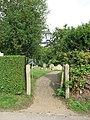 Churchyard gate - geograph.org.uk - 1406805.jpg