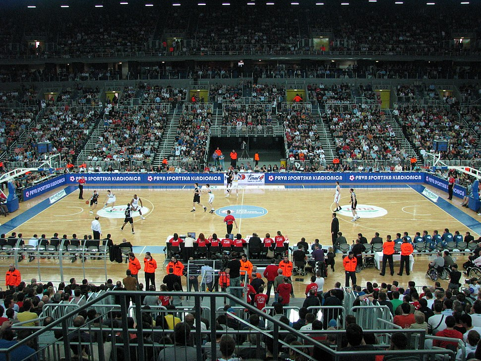 Cibona vs Partizan NLB League Final 2010