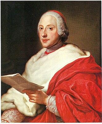 """Henry Benedict Stuart - Henry Benedict Stuart, """"Cardinal Duke of York"""""""