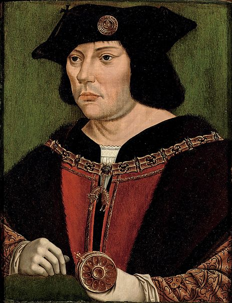 Fichier:Circle of Quinten Massijs I - Portrait of Guillaume de Croy (1458-1521).jpg