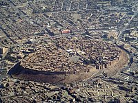 Citadel (old city) of Hewlêr (Erbil).jpg