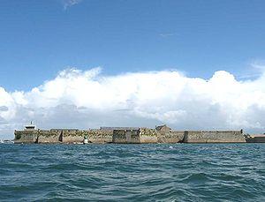 Juan del Águila - El Fuerte del Águila (Águila Fort) in its current state, heavily modified by Vauban.