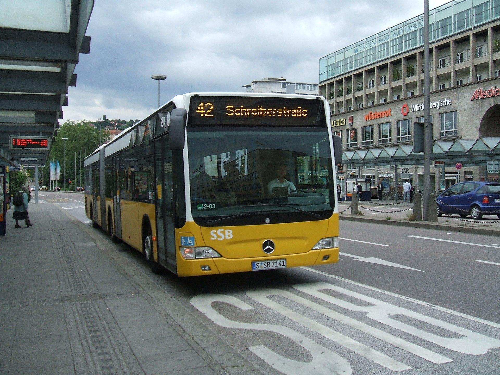 Bus Kassel Stuttgart
