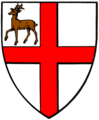 Cittie of raleigh coat of arms.png