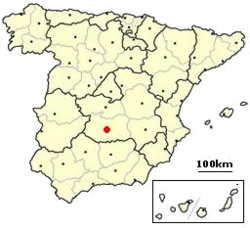 Ciudad Real, Spain location.png