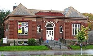 Clark County Historical Museum - Image: Clark County Historical Museum Vancouver Washington