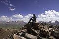 Climbing Tastar-Ata (3.847m) (15125668152).jpg