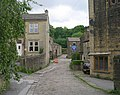Clough Lane - Keighley Road, Oakworth - geograph.org.uk - 830919.jpg
