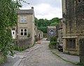 Clough Lane - Keighley Road, Oakworth - geograph.org.uk - 830919.jpg