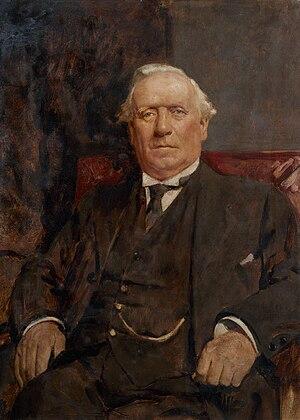 André Cluysenaar - Herbert Henry Asquith (c.1919)