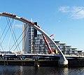 Clyde Arc bridge repairs - geograph.org.uk - 777177.jpg