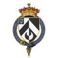 Coat of Arms of Harold Alexander, 1st Earl Alexander of Tunis, KG, GCB, OM, GCMG, CSI, DSO, MC, CD, PC.png