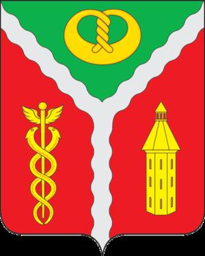 Kalach, Kalacheyevsky District, Voronezh Oblast - Image: Coat of Arms of Kalach